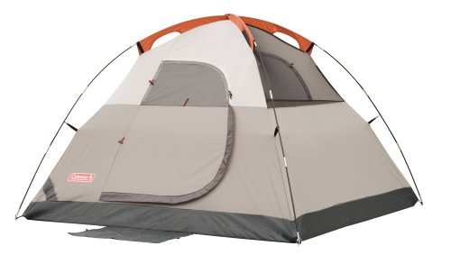Coleman-SunDome-7-Foot-by-7-Foot-3-  sc 1 st  Discount Tents Nova & Coleman SunDome 7-Foot by 7-Foot 3-Person Dome Tent (Orange/Gray ...