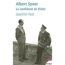 Albert Speer - N°146: Le confident de Hitler