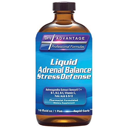 Drs Advantage - Liquid Adrenal Balance & Sress Defense [Health and Beauty]