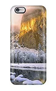 Premium Landscape Back Cover Snap On Case For Iphone 6 Plus