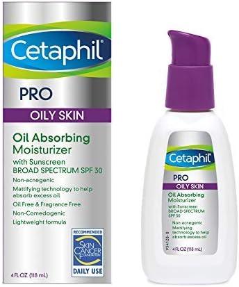 acne moisturizer with spf