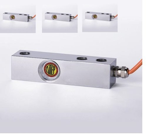 - Package of 4 load cells, GX-1-SSH-5k Stainless Steel washdown Shear Beam Load cell 5000 lb, NTEP,Moisture Sealed, NEW