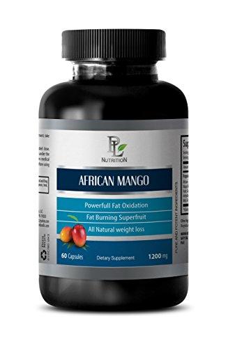 fat grabbers - AFRICAN MANGO 1200MG - african mango core - 1 Bottle (60 Capsules)