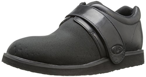 Propét Women's Pedwalker 3 Velcro Comfort Shoe - Black Sm...