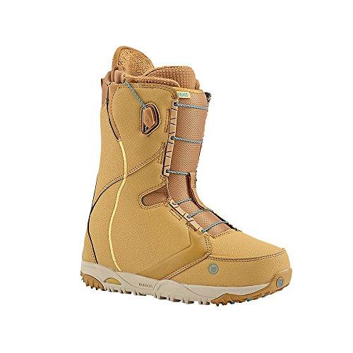- Burton Women's Emerald Snowboard Boots Santa Fe Size 7.5