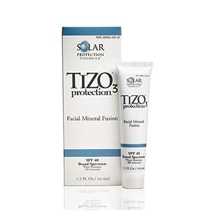 Tizo Solar Protection Formula, Facial Mineral Fusion SPF 40, 1.75 Ounce