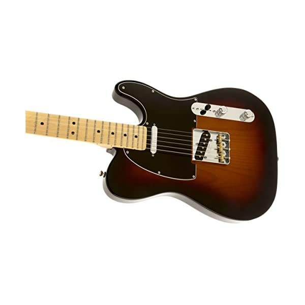 Fender 0115802300 American Special Telecaster Maple Fingerboard Electric Guitar – Sunburst