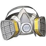3M Safety Mask Respirator Complete Set