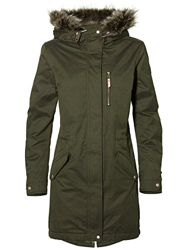 Forest O'neill Relaxed Parka Giacca Night Donna 7HIHnxFW5