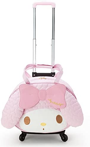 SANRIO My Melody Rolling Suitcase Face