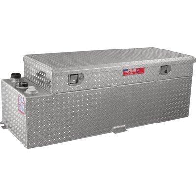 (RDS MFG INC 72548 60 Gallon Transfer Auxiliary Fuel Tank/Toolbox)