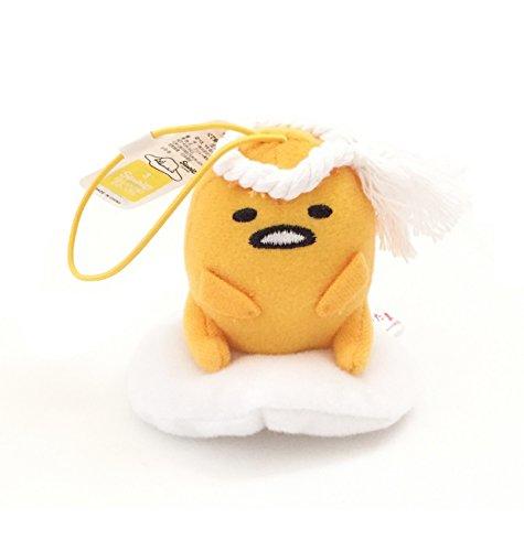 Sanrio Gudetama Lazy Egg Strap Mascot Charm Plush Doll ~ Sushi Type B -