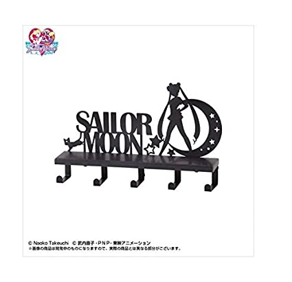 Amazon.com: Sunstar Sailor Moon Wall Rack w/Hooks (Screw or ...