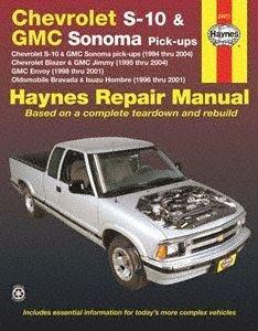 Haynes 24071 CHEV S-10 Sonoma 94-96