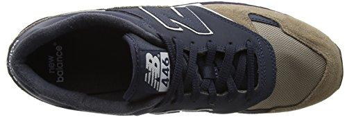 Ny Balance Unisex Voksen U446 Sneaker, Flerfarvede (cerise / U446cnw)
