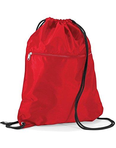 Quadra Sportbeutel QD71, Farbe:Red Red
