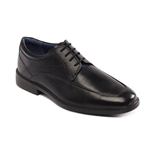 Homme de Ville Lacets Chaussures Noir Pour à Padders qfY8n