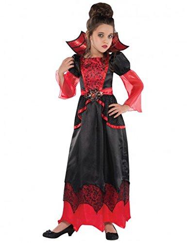 Christys Vampire Queen 8 - 10 Years (Vampire Queen Halloween Makeup)