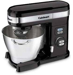 Cuisinart SM-55BK 5-1/2-Quart 12-Speed Stand Mixer