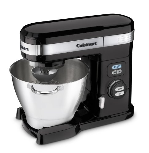 1/2-Quart 12-Speed Stand Mixer, Black (Cuisinart Stand Mixer)