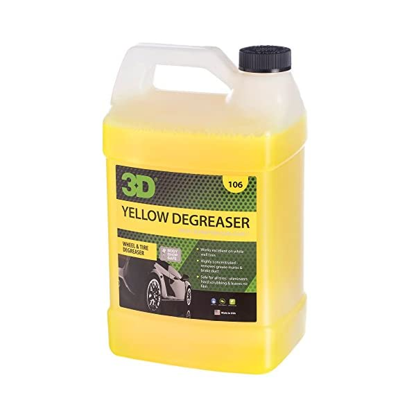 3D-Yellow-Degreaser-Wheel-Tire-Cleaner-1-Gallon-Highly-Concentrated-Degreaser-Cleaner-Safe-for-All-Tires-Removes-Grease-Brake-Dust-Made-in-USA-All-Natural-No-Harmful-Chemicals