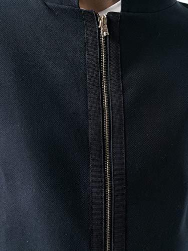 Manteau Coton Gc0228d121639200 Bleu Herno Femme zx0qF1RR