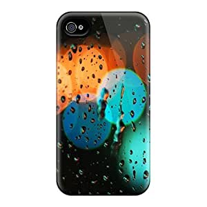 Awesome Case Cover/iphone 4/4s Defender Case Cover(the Rain)