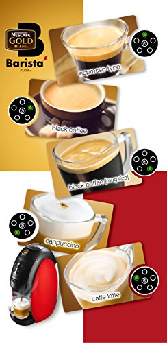 Nescafe Gold Blend varistor Red PM9631 by Nesurenihon (Image #5)