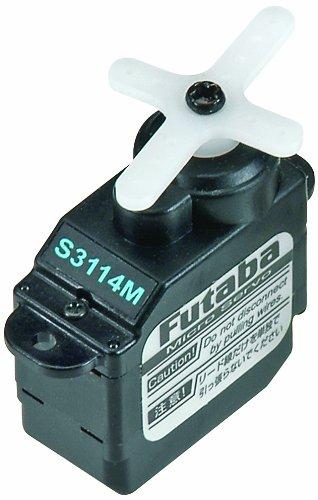 (Futaba S3114M Servo Micro Hi-Torque Micro)