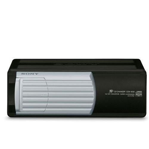 Sony CDX-656 10-fach CD-Wechsler schwarz