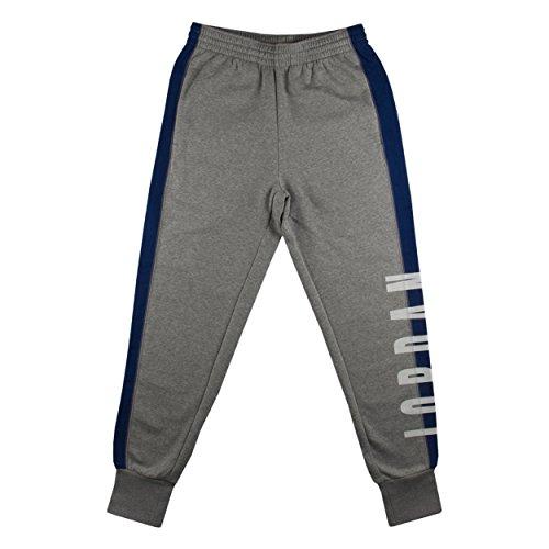 Jordan Seasonal Red/Black Sweat Pants (L, Grey/Blue)