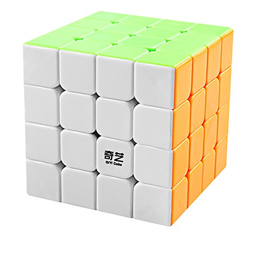 4x4x4 4x4 Stickerless Cube Puzzle - 1