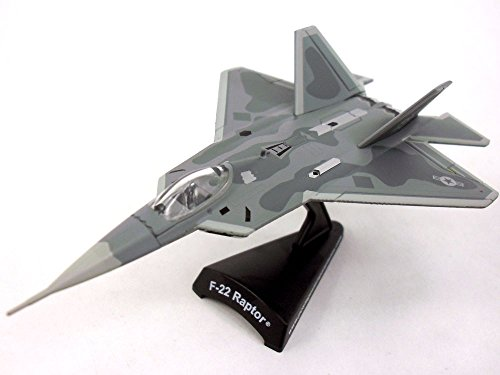 Lockheed Martin F-22 Raptor 1/145 Scale Diecast Metal Model (F 22 Raptor Model compare prices)