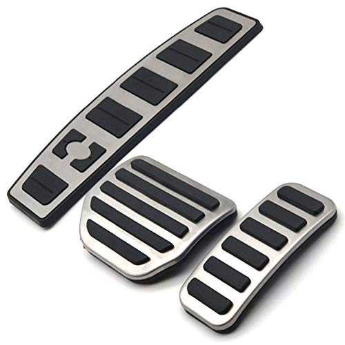 Car Accessory For Land Range Rover Sport/Discovery 3 4 Lr3 Lr4 Gas Accelerator Footrest Modified Pedal Pad Refit Sticker