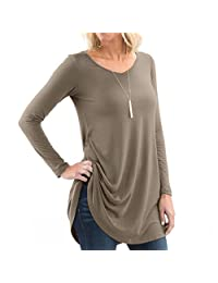 Posh by Anna Symmetrical and Flare Tunic