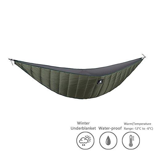 OneTigris Underquilt Lightweight Packable Backpacking