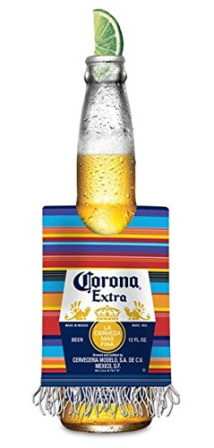 Corona Extra Poncho Beer Koozie