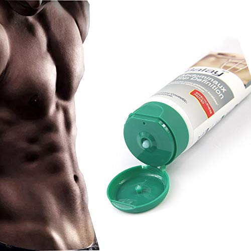 Euone  Slimming Cream, Men Slimming Cream Fat Burning Muscle Belly Stomach Reducer Gel Weight Loss ()