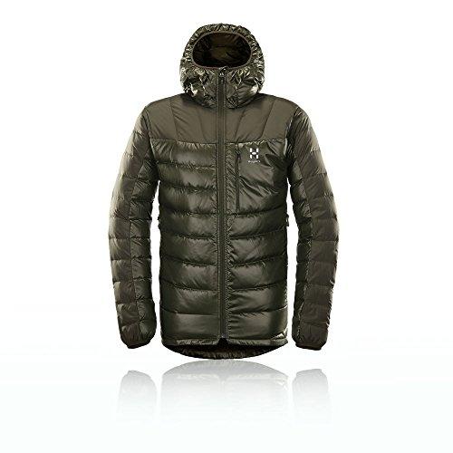 Jacket Green Hooded Down Bivvy Haglofs q7F6vv