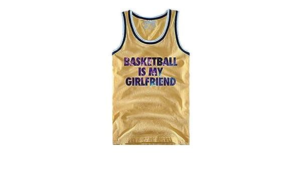 Hombre/Niño baloncesto actividades en el exterior camiseta ...