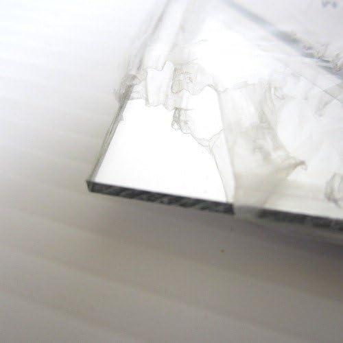 アクリル板 320×550×2mm ハーフミラー