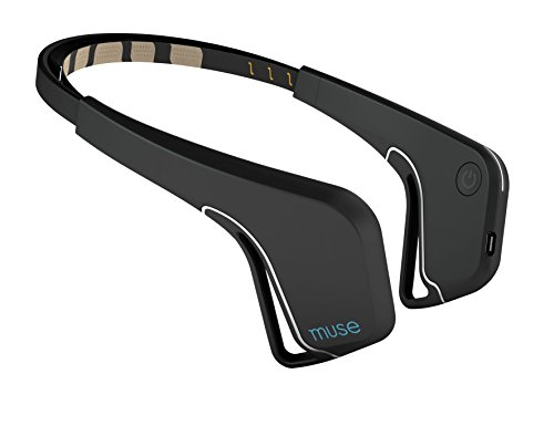Muse MU-02-BK-EN: The Brain Sensing Headband, Black