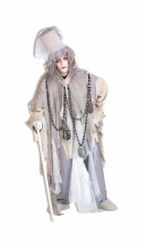 [Jacob Marley Men's Costume] (Jacob Marley Costume Child)