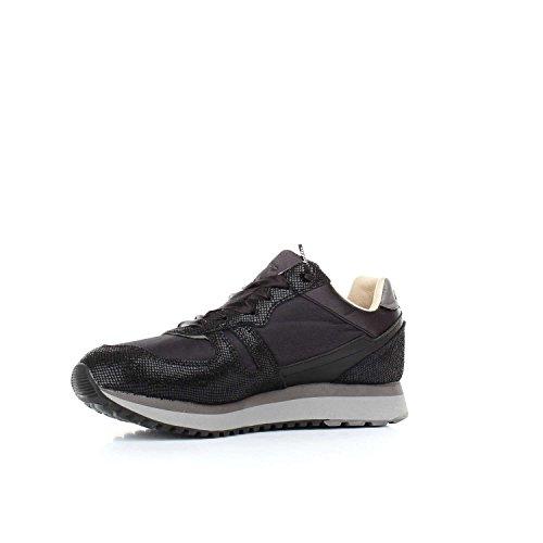 Sneakers Wedge T0894 W Lotto Grigio Tokyo Nero 8A7qxPznw
