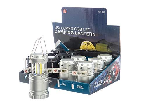 SE 180 Lumens COB LED Camping Lanterns (12-Pack)