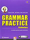 img - for GRAMMAR PRACTICE ELEMENTARY+CDR book / textbook / text book