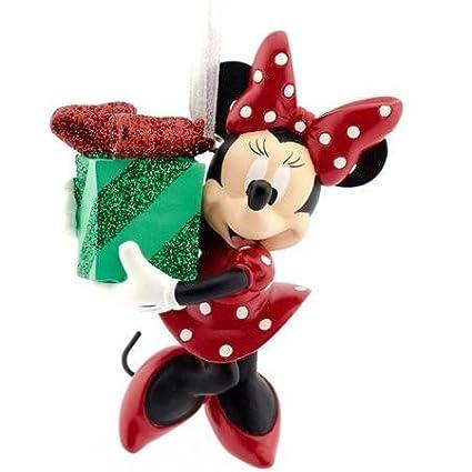 Amazon.com: MINNIE MOUSE Christmas Ornament (\