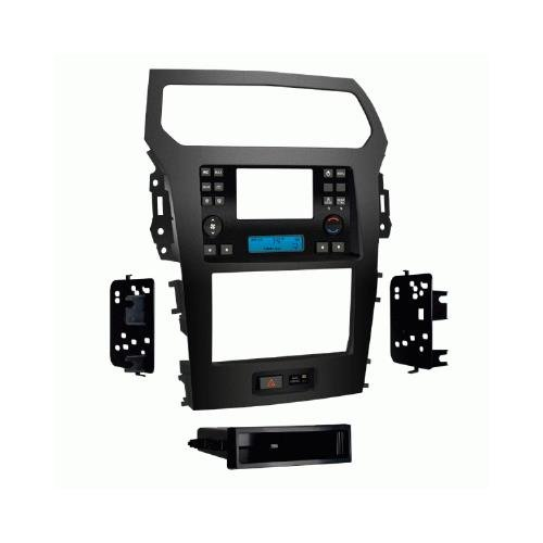METRA 99-5828CH - Radio Installation kits - FORD EXPLORER 11-UP SDIN/DDIN Interface Kit