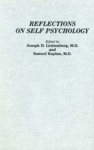 Reflections on Self Psychology (Psychoanalytic Inquiry Book Series)