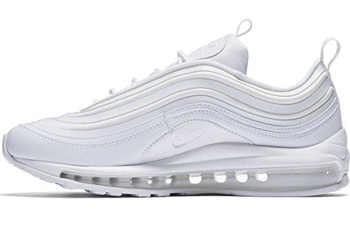 purchase cheap f24c6 3404a ... Nike W Air Max 97 UL 17, Chaussures de Gymnastique Femme Blanc Cassé ( Whitewhitewhite ...